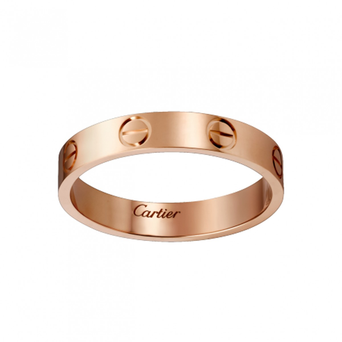 Anillo de casados Cartier LOVE