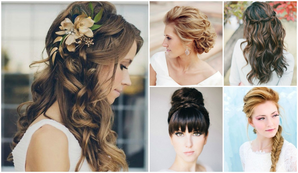 24 Peinados Ideales Para Las Damas De Honor Nupcias Magazine
