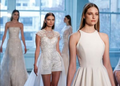 New York Bridal Fashion Week Spring 2019