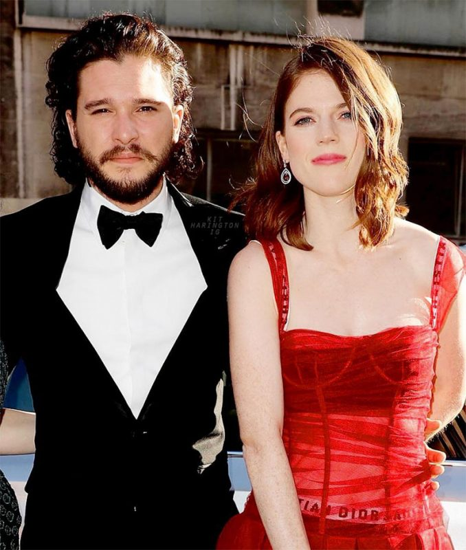 boda de Kit Harington y Rose Leslie