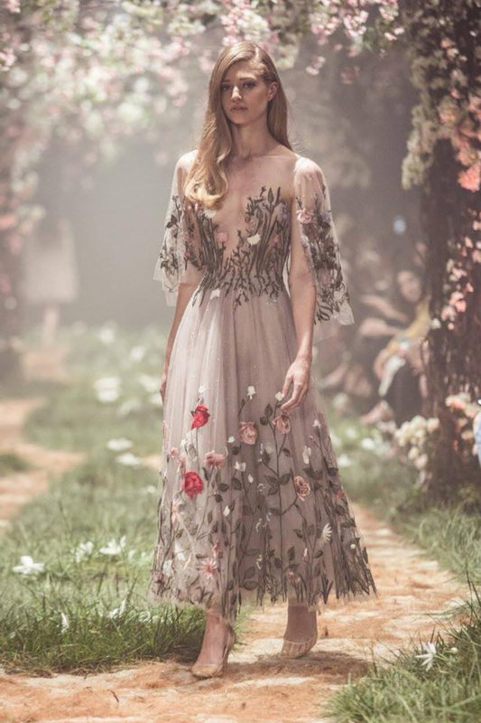 Paolo Sebastian Once Upon a Dream, SS18
