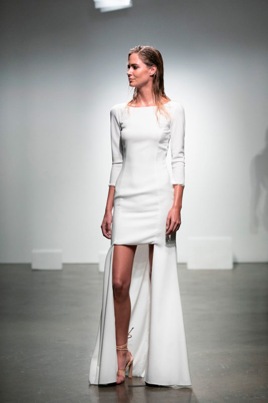 Rime Arodaky Bridal Fall 2019.